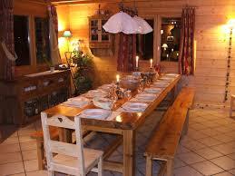 chambre d hote table d hote chalet paradou table et chambres d hôtes la plagne paradiski accueil