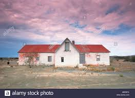 old farm house in george western cape south africa stock photo