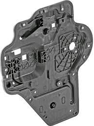 mopar 68018027ab left rear door carrier plate panel with manual
