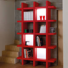 Bookcase 5 Shelf Slide Design My Book 5 Shelf Unit 90 6