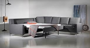 Modern Sofa Bed Sectional American Leather Brynlee Comfort Sleeper Ambiente Modern Furniture