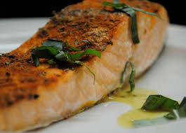 Ginger Doodle Recipe Doodle Thai Ginger Rubbed Salmon With Green Curry Sauce