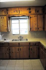 Knotty Pine Kitchen Cabinet Doors Kitchen Knotty Pine Cabinet Doors Maple Cabinets Hickory