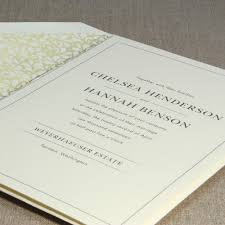 embassy lafayette wedding invitation wedding invitations crane com