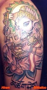 100 lord ganesha tattoo ganesha tattoo respected