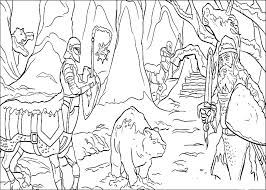narnia coloring pages gang coloring pages lion witch wardrobe