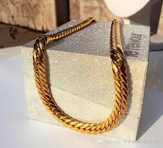 solid yellow gold necklace images 2018 14k solid yellow gold authentic men 39 s cuban link chain jpg