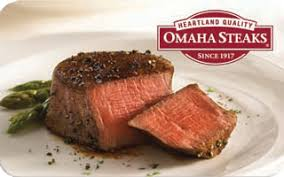 omaha steaks gift card omaha steaks gift card 50 zebit