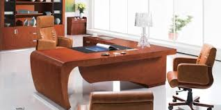 Modern Executive Desks Wood Contemporary Executive Desk Homescontemporary Intended For