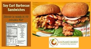 thanksgiving soy curls with vegan barbecue sandwiches vegan style recipe seitan barbecues and