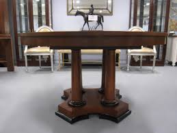 Baker Dining Room Furniture by Baker Palladian Dining Table Eisenhower Consignment