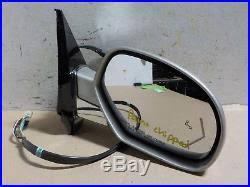 Motorhome Blind Spot Mirror Passenger Right Silver Signal Blind Spot Escalade 2007 2014 Side
