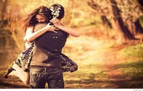 love romantic couple hug and kiss sayings wallpapers