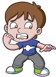 boy clipart scared boy free borrow and archive
