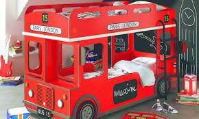 chambre mcqueen lit voiture pour garçon chambre enfant