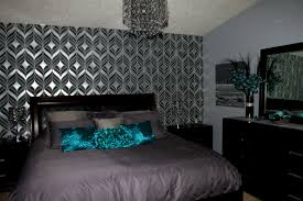accessories amusing tagged purple black silver bedroom ideas