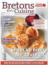 bretons en cuisine bretons en cuisine n 16 ouest