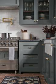 kitchen cabinet colors ideas 2020 3 kitchen trends we re loving in 2020 tinted by sherwin