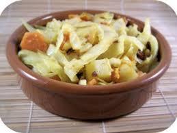 cuisiner du choux blanc chou blanc à l éthiopienne recette ptitchef