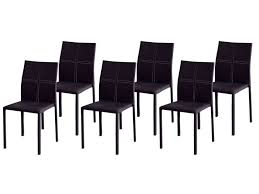 chaises pas ch res table et 6 chaises pas cher table pliante pour cuisine maison boncolac