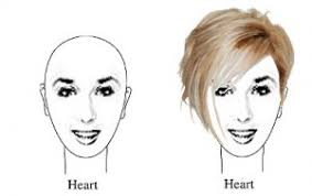 short hairstyles for women with heart shaped faces short hairstyles for women any face blog