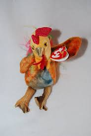 beanie babies online price guide amazon com zodiac rooster ty beanie babies toys u0026 games