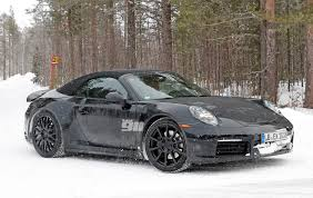 convertible porsche panamera 2019 porsche 911 coupe and cabriolet unmasked total 911