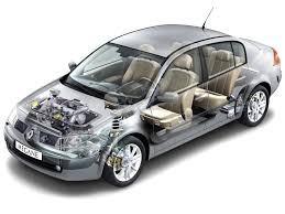 renault sedan 2006 renault megane classic 2006 design interior exterior innermobil