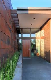House Entrance Designs Exterior 49 Best Mid Century Modern Exterior Images On Pinterest