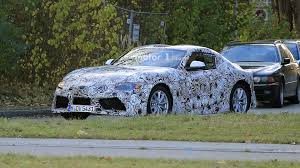 cars toyota supra alleged 2018 toyota supra brochure leaks out update