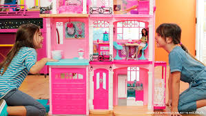 buy barbie dreamhouse online at low prices in india amazon in
