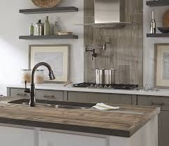 Pot Filler Kitchen Faucet A Pot Filler Installed Near Your Cooktop Makes For Culinary