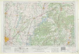 Map Of Oklahoma State by Tulsa Topographic Maps Ok Mo Ar Usgs Topo Quad 36094a1 At 1