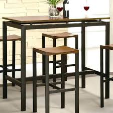 kitchen bar table and stools white pub table set bar table with stools great attractive bar table