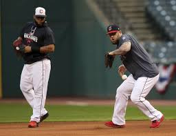 cleveland indians u0027 mike napoli benched ahead of game 4