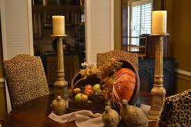 Home Decor For Fall - fall centerpieces martha stewart thanksgiving table settings