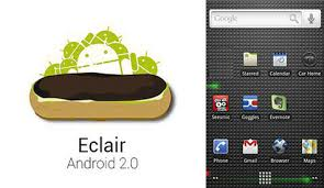 android eclair a complete list of android version names and features android