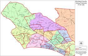 Map Of Sc Counties 100 Lexington Sc Map Richland County South Carolina Map