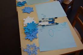 ain u0027t she crafty sparkly snowflakes kids u0027 crafts saturday