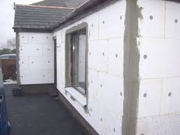 affordable exterior home insulation with fine exterior solid wall