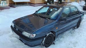 nissan sunny 1994 купить автомобиль nissan sunny n14 1994 серый с пробегом