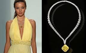 yellow diamond necklace pendants images The world 39 s 11 most expensive necklaces from marie antoinette to jpg