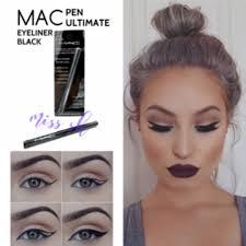 Eyeliner Spidol Murah mac pen ultimate black eyeliner spidol eye liner hitam murah