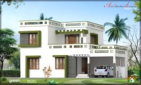 contemporary house plans beautiful modern home elevations