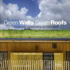 green walls roofs designing sustainable architecture books