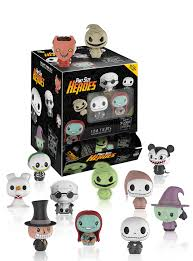 the nightmare before christmas home decor funko the nightmare before christmas pint size heroes blind bag