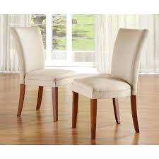 Upholstered Parsons Dining Room Chairs Dining Chairs Brown Leather Parson Chairs Tufted Dining Chair