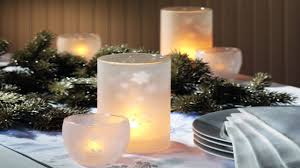 winter centerpieces for wedding winter wedding candle