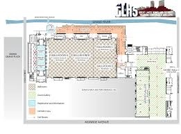 Exhibit Floor Plan Glhs Expo Floor Plan U0026 Exhibitor Kit
