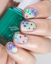 nail art ideas for short nails manicures designs for shorter nails